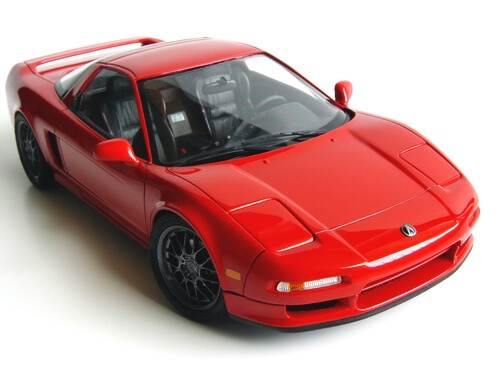 โมเดลประกอบรถยนต์ทามิย่า Honda NSX 1 : 24