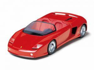 โมเดลประกอบ รถยนต์เฟอรารี่ Tamiya Ferrari Mythos Pininfarina 1/24