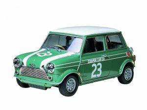 โมเดลประกอบ มอร์ริสมินิ Morris Mini Cooper Racing 1/24
