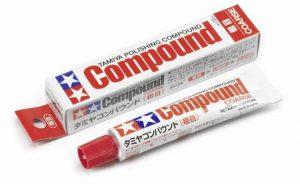 น้ำยาขัดเงา Polishing Compound Coarse