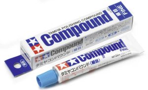 น้ำยาขัดเงา Polishing Compound Fine
