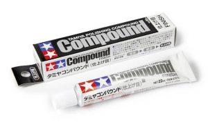 น้ำยาขัดเงา Polishing Compound Finish
