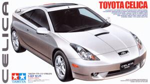 โมเดลประกอบ รถยนต์ทามิย่า Toyota Celica 1/24