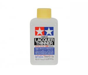 ทินเนอร์แลกเกอร์ LACQUER THINNER (250ml)