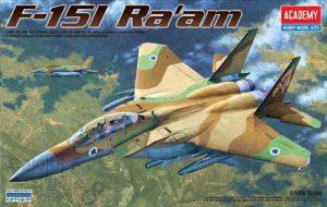 ขายโมเดลเครื่องบินรบ 12217 F-15I Ra am Israeli Air Force