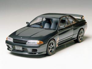 โมเดลประกอบรถยนต์ทามิย่า Nissan Skyline GTR R32 1/24
