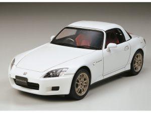 โมเดลประกอบรถยนต์ทามิย่าฮอนด้า Honda S2000 Type V 1/24