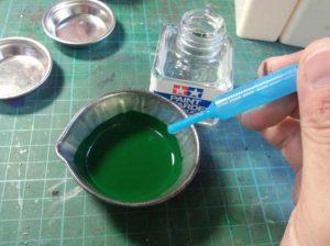น้ำยาทำให้สีแห้งช้า ทามิย่า Paint Acrylic Retarder