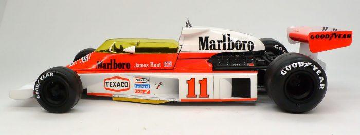 โมเดลรถรถฟอร์มูล่าวัน F1 20062 Tamiya McLaren M23 1976 1/20
