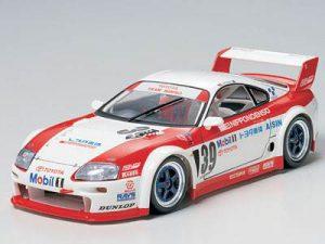 โมเดลประกอบรถยนต์ทามิย่า Toyota Sard Supra GT 1 : 24 ขาย
