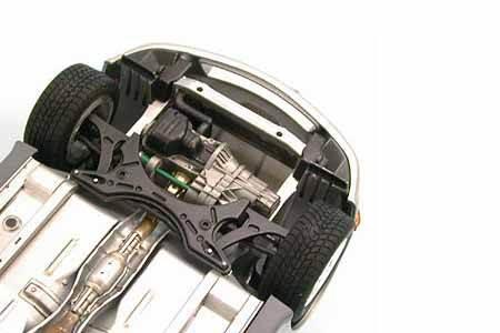 โมเดลประกอบรถยนต์ทามิย่า Toyota Celica 1 : 24