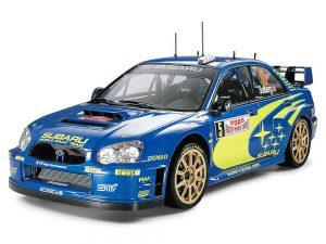 โมเดลประกอบ รถยนต์ทามิย่า Subaru Imprezza WRC Montecarlo 05 1/24