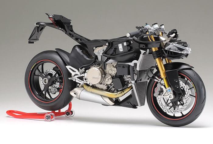Ducati 1199 Panigale S-Vélo 1//12 Modèle Kit-TAMIYA 14129
