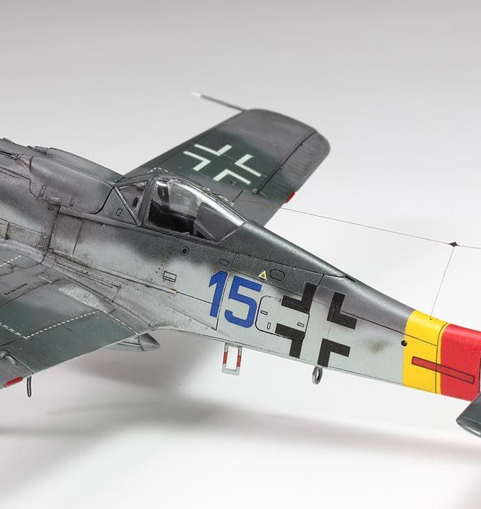 เครื่องทามิย่า Focke-Wulf Fw190 D-9 (1/72)