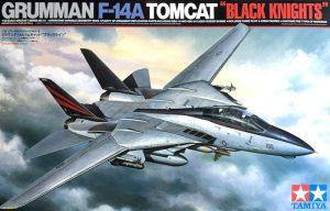 โมเดลเครื่องบิน Grumman F-14A Tomcat BLACK KNIGHTS (1/32)