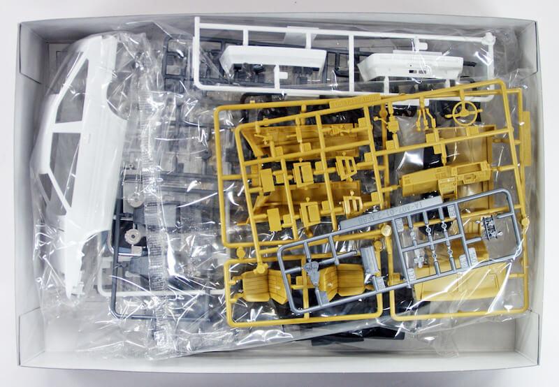 โมเดลรถยนต์ Aoshima Initial D AE86 Trueno Project D