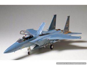โมเดลเครื่องบินทามิย่า McDonnell Douglas F-15C Eagle 1 : 32