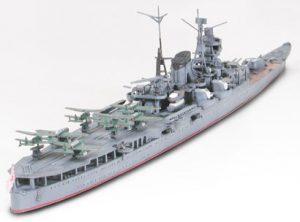 โมเดลเรือทามิย่า TAMIYA 31341 IJN MOGAMI 1/700