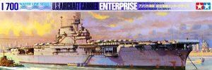 ขาย โมเดลเรือบรรทุกเครื่องบินทามิย่า US Enterprise Aircraft Carrier 1 : 700