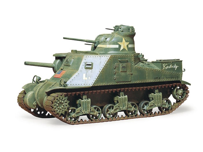 TAMIYA 35039 U.S. M3 TANK LEE 1/35