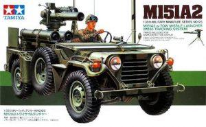 ทามิย่า M151A2 Tow Missle Launcher