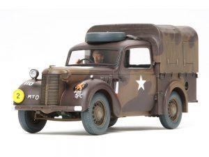 โมเดลรถบรรทุกทหาร British Lt Utility Car 10HP 1/35