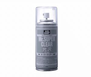 สีเคลือบเงามาก MR SUPERS CLEAR GLOSS 170 ml