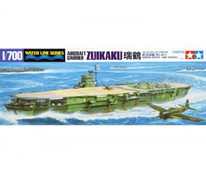 โมเดลประกอบเรือ 31214 IJN Aircraft Carrier Zuikaku 1/700