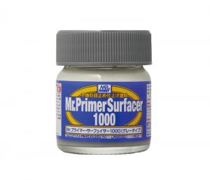 สีรองพื้น MR PRIMER SURFACER 1000