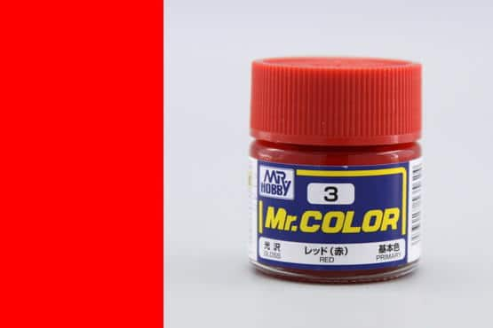 Mr.Color C3 RED