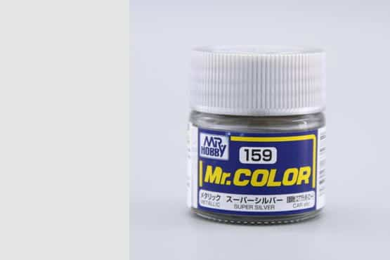Mr.Color C159 SUPER SILVER