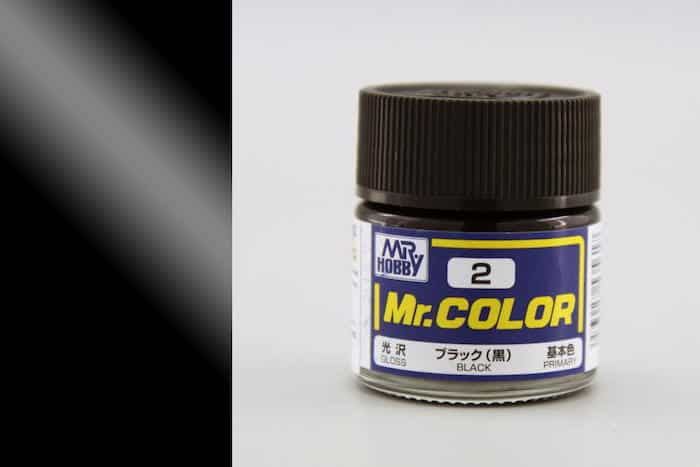 Mr.Color C2 BLACK