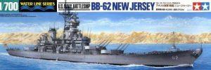 โมเดล เรือทามิย่า 31614 US Navy Battleship New Jersey BB 62