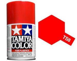 TS-8 Italian Red 100ml 01