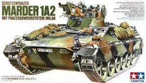 โมเดลรถรบทหารราบ TA35162 MARDER 1A2 1/35
