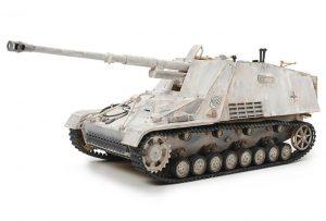 โมเดลรถถังพิฆาต Nashorn Heavy Tank Destroyer 1/35