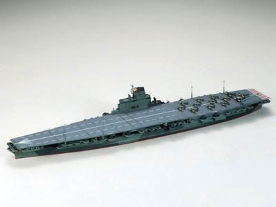 โมเดลประกอบเรือทามิย่า IJN Aircraft Carrier Shinano 1 : 700