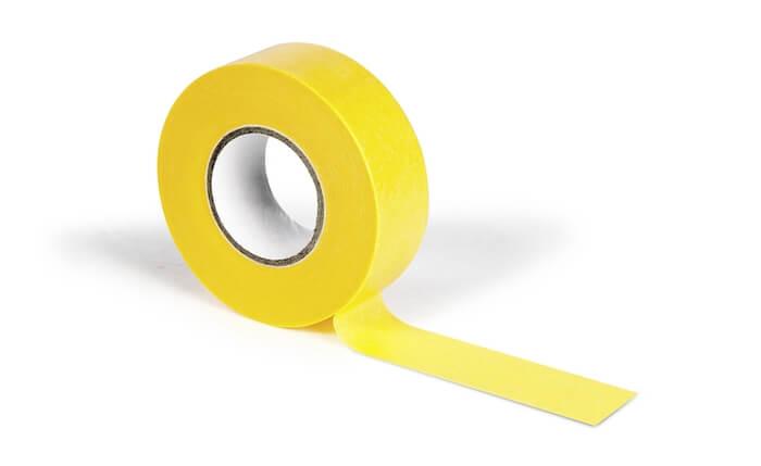 เทปบังพ่นสี ของทามิย่า Masking Tape Refill 18mm (แบบเติม)