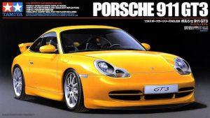 โมเดลประกอบ รถยนต์ทามิย่า Porsche 911 GT3 1/24