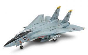 โมเดลเครื่องบินทามิย่า F-14A Tomcat 1/72