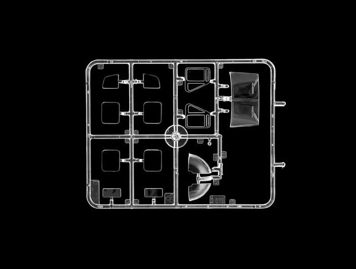 โมเดลเฮลิคอปเตอร์ UH-1D Iroquois 1/48