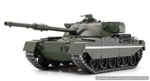 โมเดลรถถัง ทามิย่า 30608 British Army 46ton Chieftain