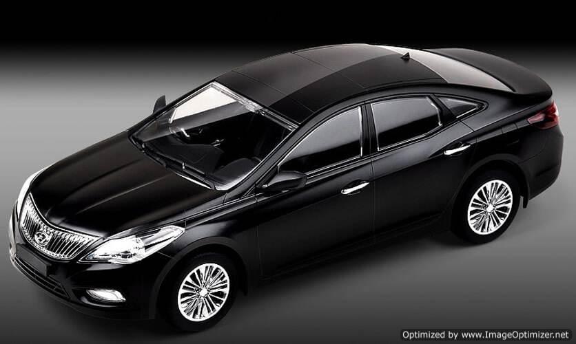 โมเดลรถ Acadmey Hyundai Azera