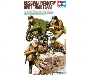 โมเดลฟิกเกอร์ RUSSIAN INFANTRY ANTI-TANK TEAM 1/35