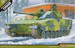 ขายโมเดลรถถัง 13217 CV9040B Infantry Fighting Vehicle