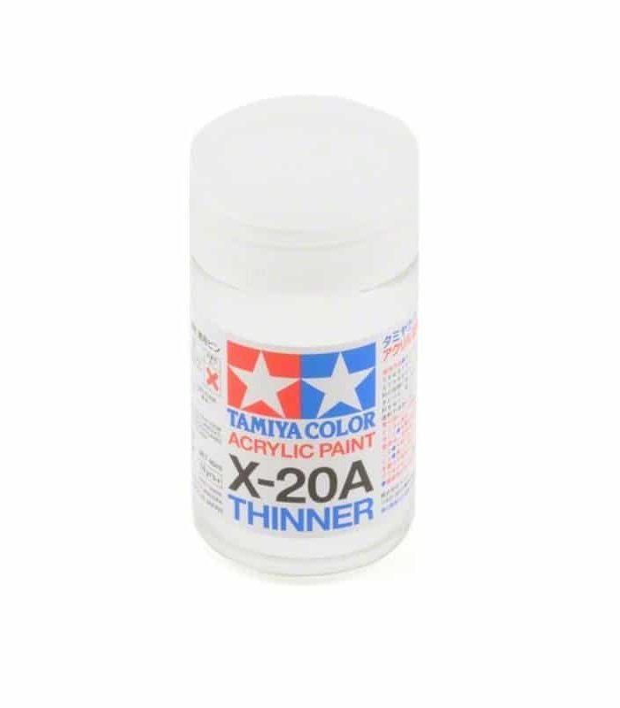 ทินเนอร์ X-20A acrylic 46ml (สูตรน้ำ)