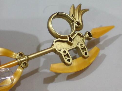 สีทองสุก TAMIYA X-12 GOLD LEAF
