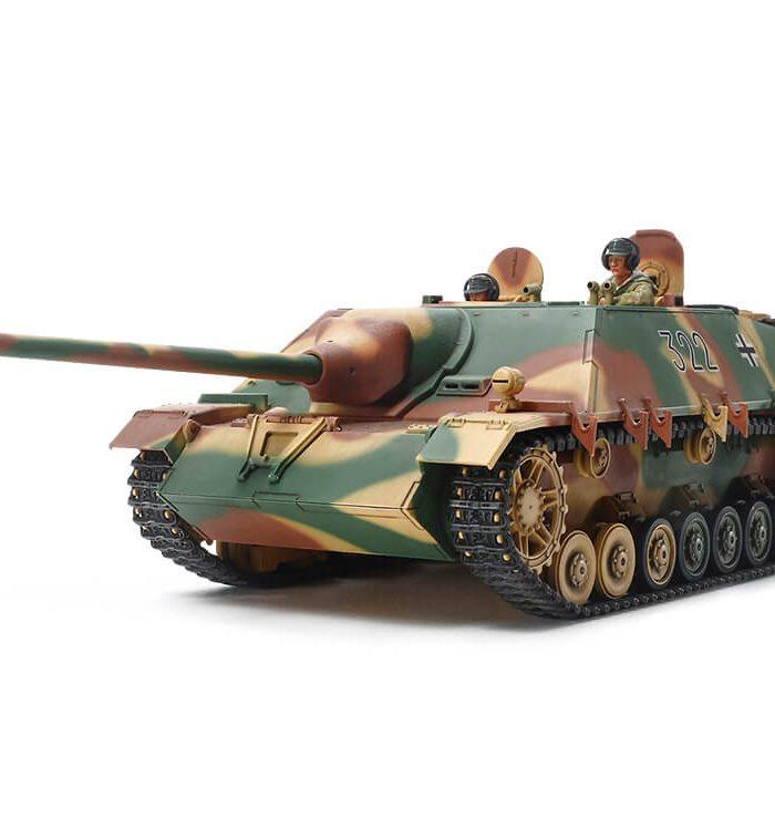 โมเดลรถถังพิฆาตแพนเซอร์ 4 German Jagdpanzer IV/70(V)Lang 1/35