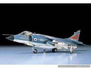 โมเดลเครื่องบินทามิย่า Hawker Sea Harrier 1/48