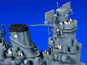 โมเดลคนเรือจิ๋ว 12622 TAMIYA CREW SET (144 ชิ้น)